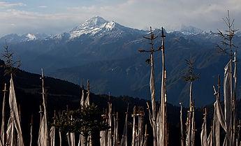 Бутан. Перевал Челела (3780м.)