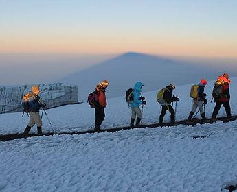 подъем на Килиманджаро
