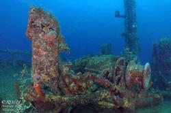 Grenada Shakem wreck
