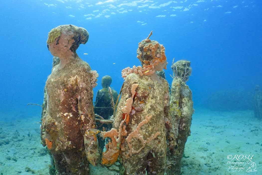 Grenada - sculpture garden