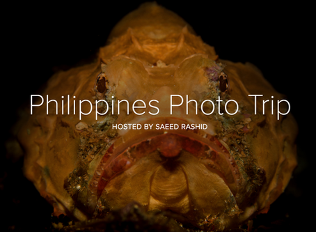 Philippines Photography Trip