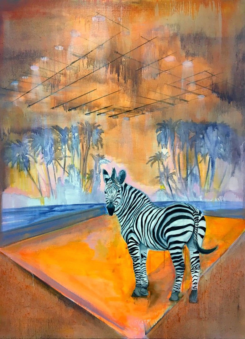 Zebra Queen