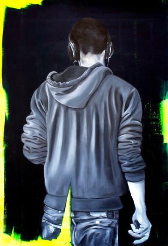 B., the Painter