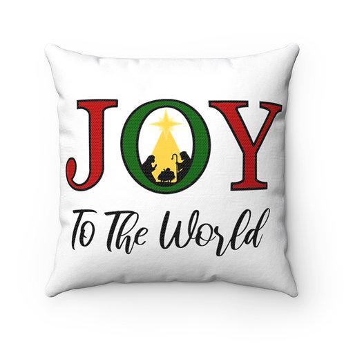 Limited Edition Joy 14 x 14 Pillow