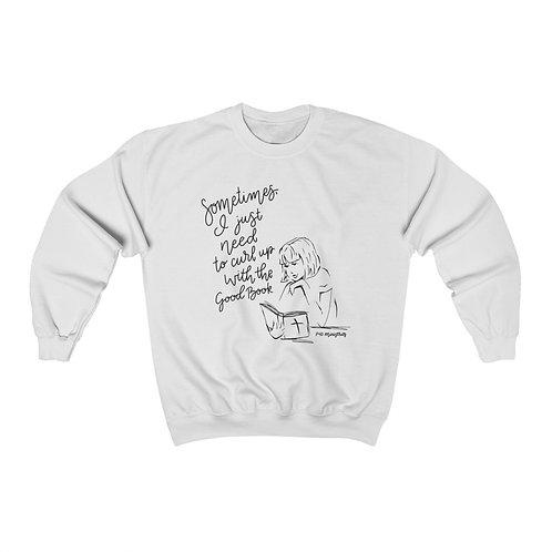 Good Book Sweatshirt