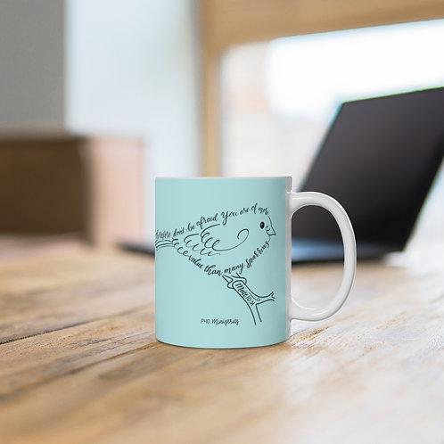 More than Sparrows Ceramic Mug