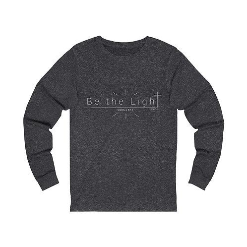 Be the Light Long Sleeve Tee