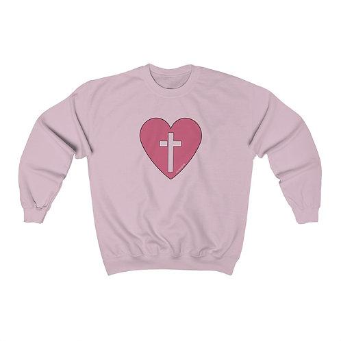 Heart of Worship Sweatshirt