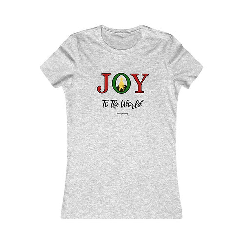 Women's Limited Edition Joy Tee