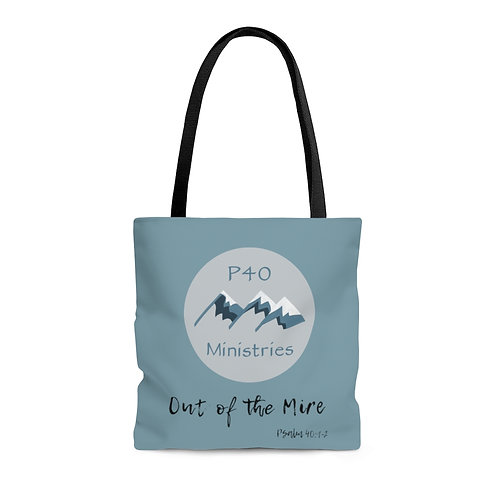 Official P40 Ministries Tote Bag