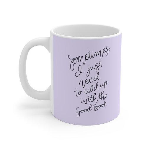 Good Book Ceramic Mug