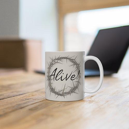 Alive! Ceramic Mug
