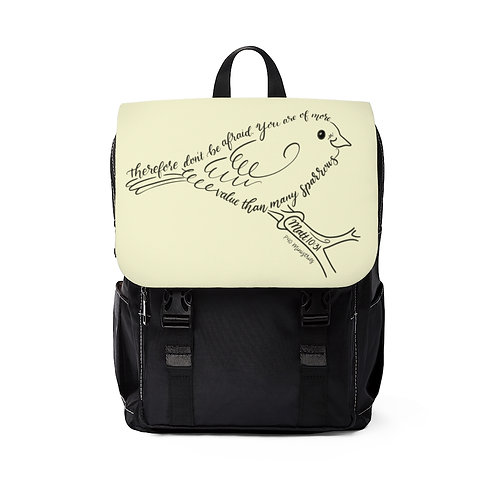 More than Sparrows Casual Backpack
