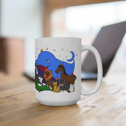 All That Breathes Ceramic Mug