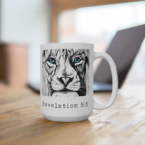 Lion of Judah Ceramic Mug
