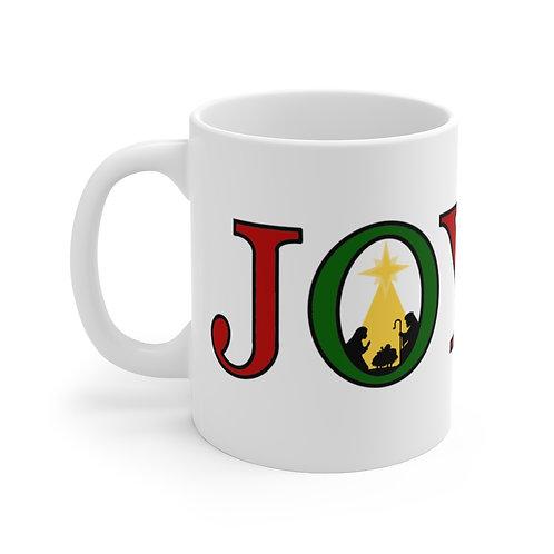 Limited Edition Joy Ceramic Mug