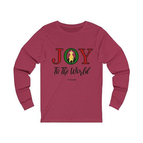 Limited Edition Joy Long Sleeve Tee