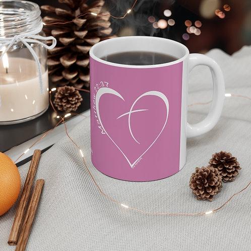 All Your Heart Ceramic Mug