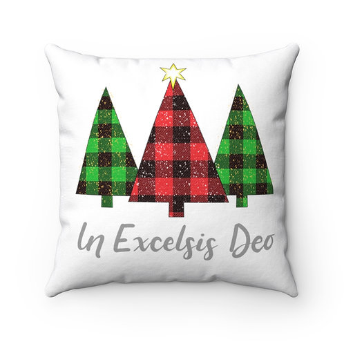 Limited Edition Excelsis 14 x 14 Pillow