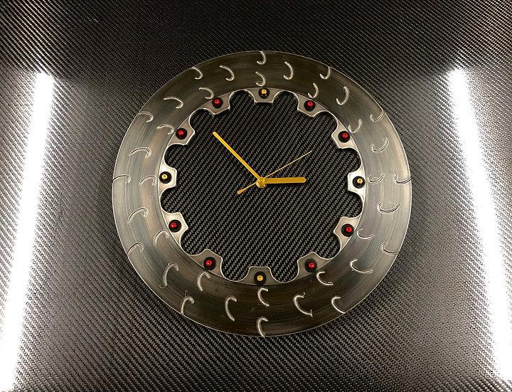 BTCC Clock