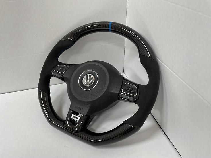 VW Golf 6R GTI GTD steering wheel