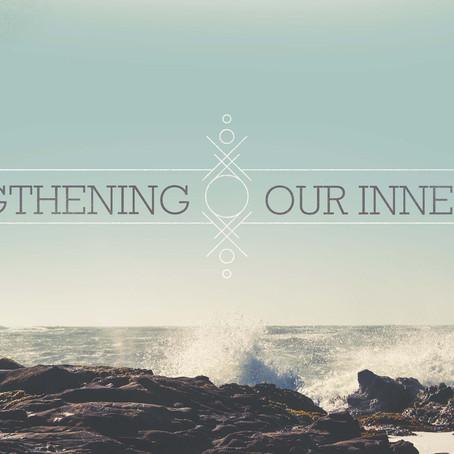 Strengthened in the inner man