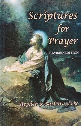 Scriptures for Prayer