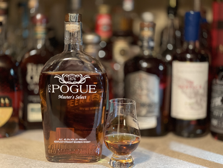 Bourbon Review: Old Pogue Master's Select