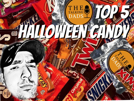 Steve's 2020 Halloween Candy Rankings