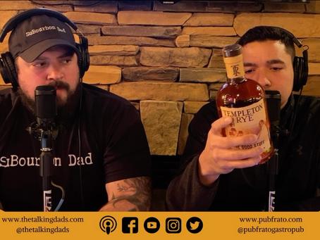 Whiskey Review: Templeton Rye