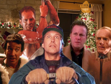 The Best (and Worst) Christmas Movie Dads