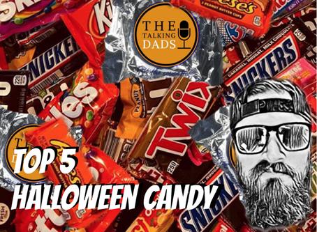 Ian's 2020 Halloween Candy Rankings