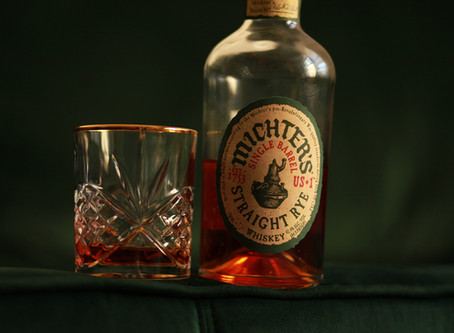 Whiskey Review: Michter's Rye Single Barrel