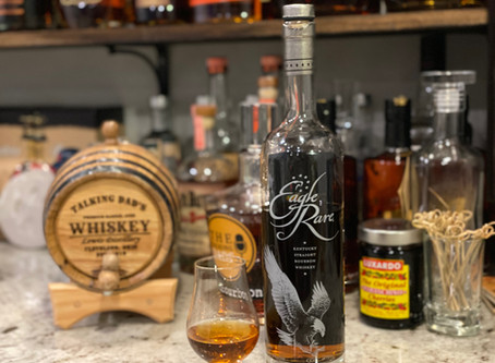Bourbon Review: Eagle Rare 10 year