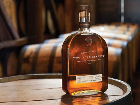 Bourbon Review: Woodford Reserve
