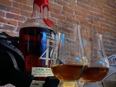 Bourbon Review: Maker's Mark 46 Cask Strength
