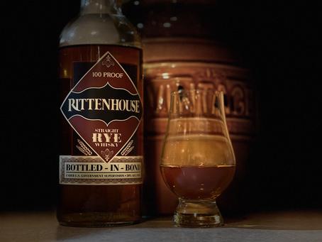 Whiskey Review: Rittenhouse Straight Rye Whiskey