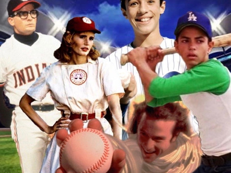 Baseball is Back! Our Top 5 Baseball Movies and WHY