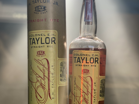 Whiskey Review: Colonel EH Taylor Straight Rye