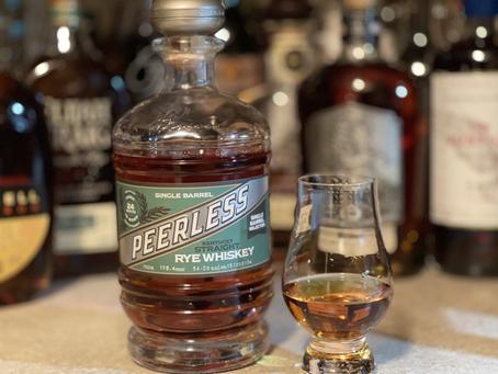 Whiskey Review: Kentucky Peerless Single Barrel: Chocolate Creme Brûlée