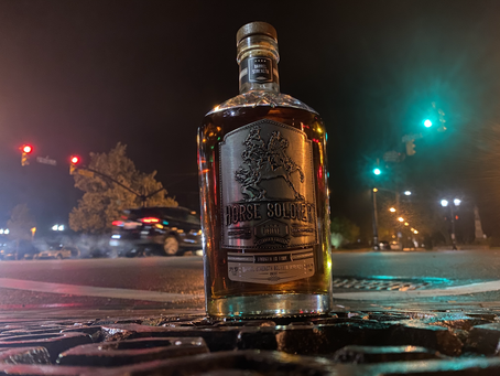 Bourbon Review: Horse Soldier Reserve Straight Bourbon Whiskey