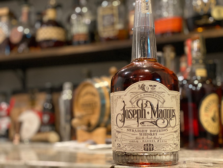 Bourbon Review: Joseph Magnus OHLQ Pick #1376