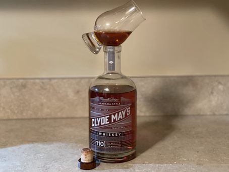 Whiskey Review: Clyde May's Alabama Style Whiskey
