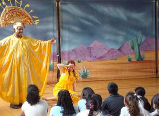 """How Nanita Learned to Make Flan"" Opera for 3rd Graders"
