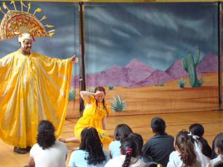 """How Nanita Learned to Make Flan"" Opera for 3rd Graders"