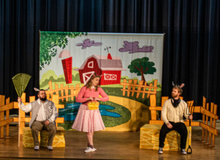 The Ugly Duckling Operetta