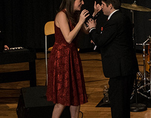 Lewis 'n Clark SOLD OUT SHOW wows audience with Burt Bacharach Fundraiser