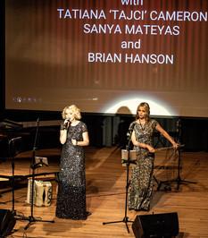 Tajci, Sanyas and Brian Hanson