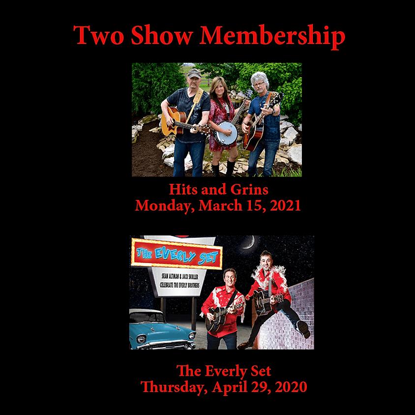 Two Show Membership