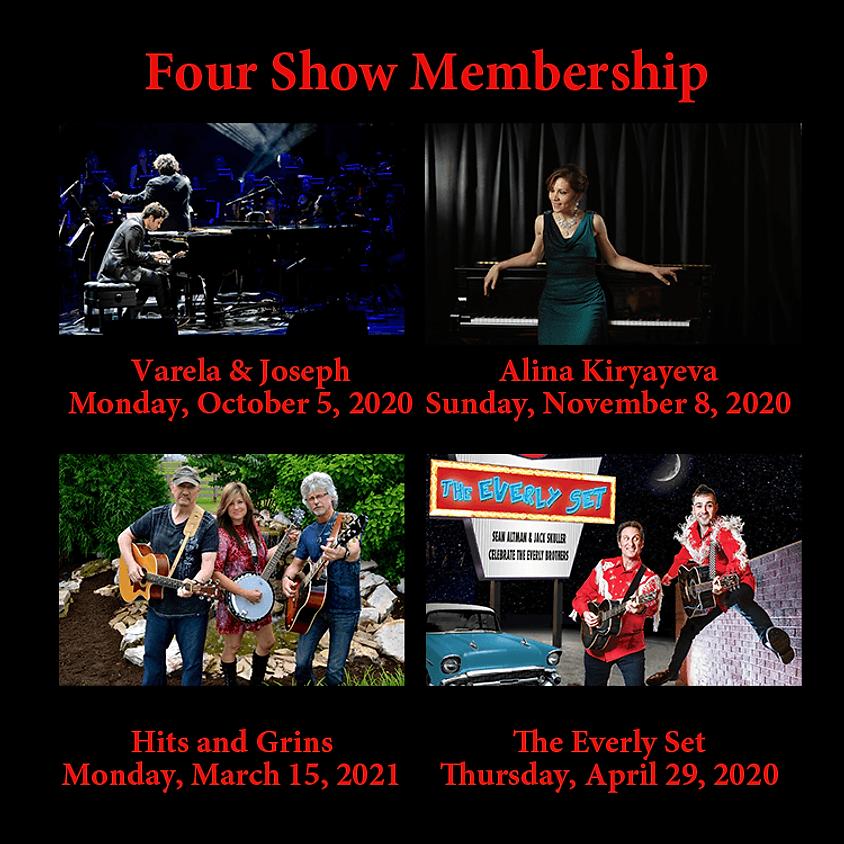 Four Show Membership